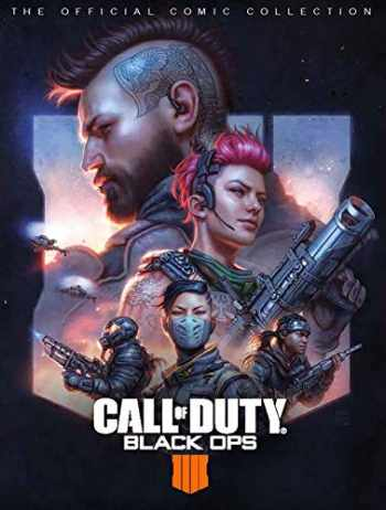 9781945683947-1945683945-Call of Duty: Black Ops 4 - The Official Comic Collection