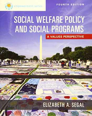 9781305101920-1305101928-Empowerment Series: Social Welfare Policy and Social Programs, Updated (MindTap Course List)