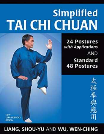9781594390630-1594390630-Simplified Tai Chi Chuan With Applications (YMAA) for Beginners