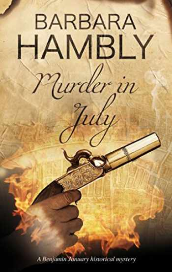 9780727887405-0727887408-Murder in July: Historical mystery set in New Orleans (A Benjamin January Mystery, 15)
