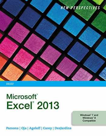 9781285169392-1285169395-New Perspectives on Microsoft Excel 2013, Brief