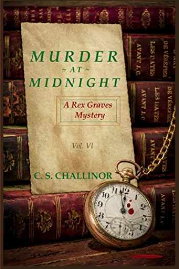 9781977938190-1977938191-Murder at Midnight [LARGE PRINT]: A British New Year's Eve Cozy Mystery: A Rex Graves Mystery (Volume 6)