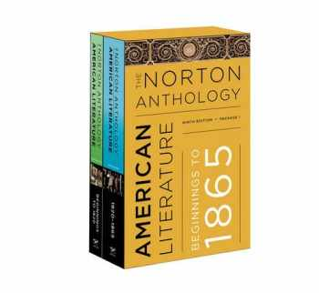 9780393264548-0393264548-The Norton Anthology of American Literature