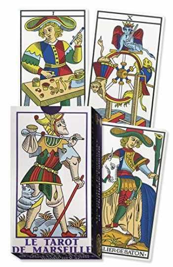 9780738764719-073876471X-Tarot de Marseille Jodorowsky Mini Deck
