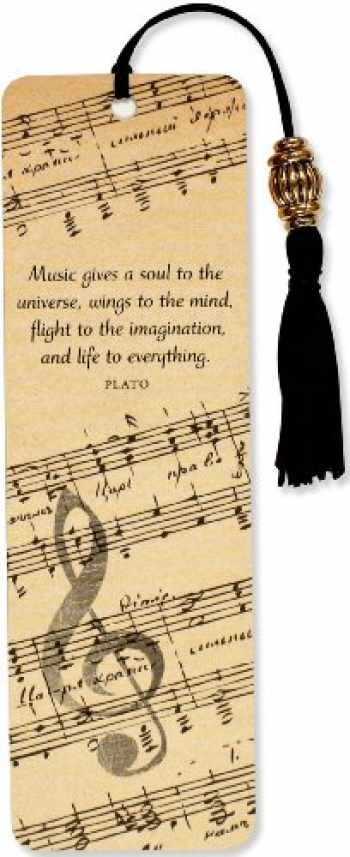 9781441313324-144131332X-Music Beaded Bookmark
