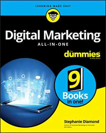 9781119560234-1119560233-Digital Marketing All-in-One For Dummies