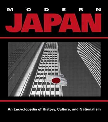 9780815325253-0815325258-Modern Japan: An Encyclopedia of History, Culture, and Nationalism (Garland Reference Library of the Humanities)