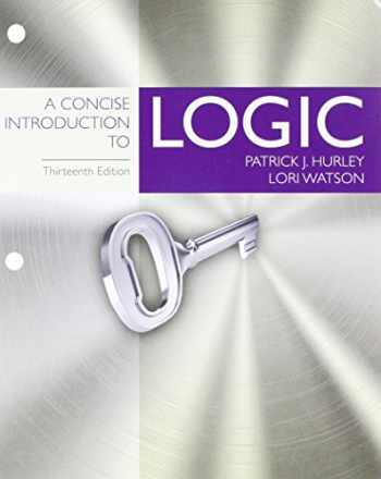 9781337594486-1337594482-Bundle: A Concise Introduction to Logic, Loose-Leaf Version, 13th + LMS Integrated MindTap Philosophy, 1 term (6 months) Printed Access Card