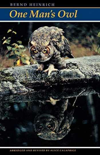 9780691000657-0691000654-One Man's Owl: Abridged Edition