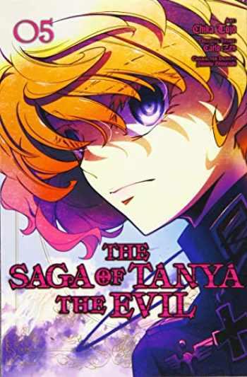 9781975353759-1975353757-The Saga of Tanya the Evil, Vol. 5 (manga) (The Saga of Tanya the Evil (manga), 5)