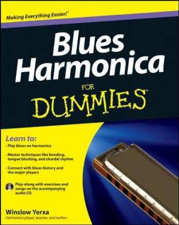 9781118252697-1118252691-Blues Harmonica For Dummies