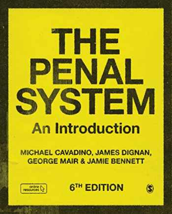 9781526460691-1526460696-The Penal System: An Introduction