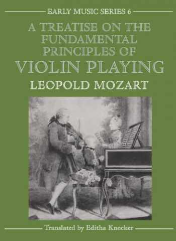 9780193185135-019318513X-A Treatise on the Fundamental Principles of Violin Playing (Oxford Early Music) (Early Music Series)