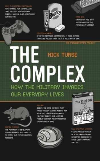 9780805089196-0805089195-The Complex (American Empire Project)