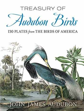 9780486841793-0486841790-Treasury of Audubon Birds: 130 Plates from The Birds of America