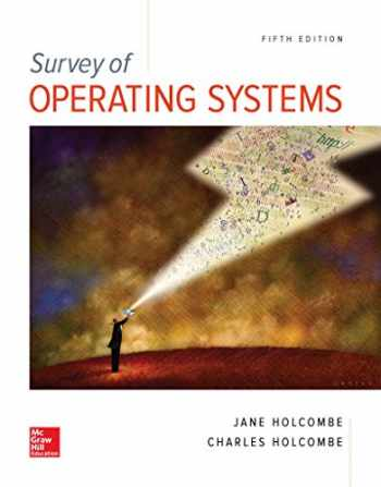 9781259618635-1259618633-Survey of Operating Systems, 5e