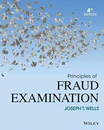 9781118582886-1118582888-Principles of Fraud Examination