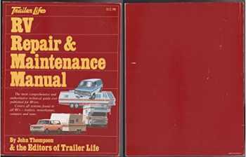 9780934798006-0934798001-Trailer life's RV repair & maintenance manual