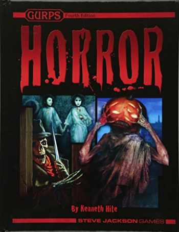 9781556348037-1556348037-GURPS Horror 4th Edition (GURPS: Generic Universal Role Playing System)