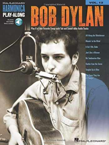 9781423489221-1423489225-Bob Dylan: Harmonica Play-Along Volume 12