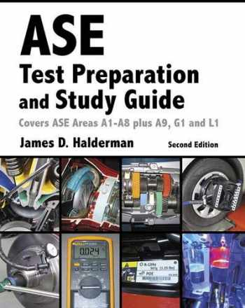 9780134169729-0134169727-ASE Test Prep and Study Guide (Halderman Automotive Series)