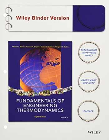9781118820445-1118820444-Fundamentals of Engineering Thermodynamics, Binder Ready Version