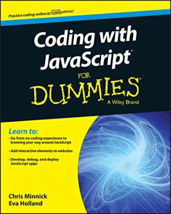 9781119056072-1119056071-Coding with JavaScript For Dummies (For Dummies Series)