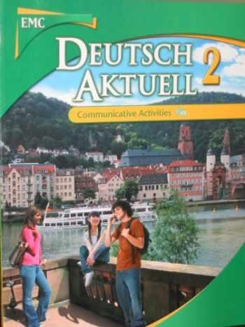 9780821954799-0821954792-Deutsch Aktuell 2 Communicative Activies (Deutsch Aktuel 2)