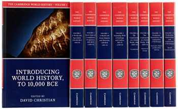 9781108407816-1108407811-The Cambridge World History 7 Volume Paperback Set in 9 Pieces