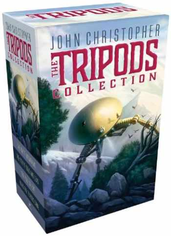9781481415064-1481415069-The Tripods Collection: The White Mountains; The City of Gold and Lead; The Pool of Fire; When the Tripods Came