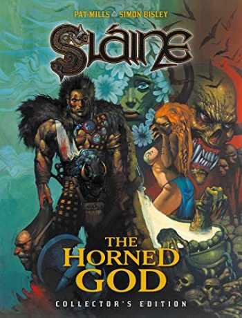 9781781087626-1781087628-Slaine: The Horned God - Collector's Edition
