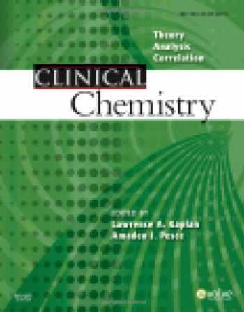 9780323036580-0323036589-Clinical Chemistry: Theory, Analysis, Correlation