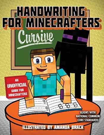 9781510732544-1510732543-Handwriting for Minecrafters: Cursive