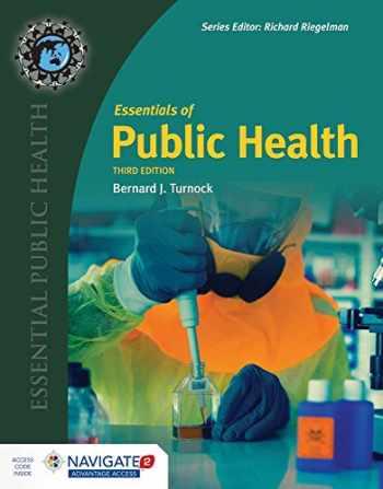 9781284069358-1284069354-Essentials Of Public Health - Third Edition (Essential Public Health)