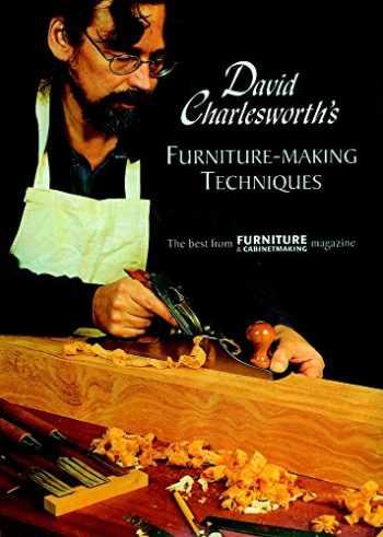 9781861081254-1861081251-David Charlesworth's Furniture-Making Techniques (v. 1)
