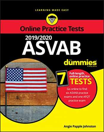 9781119560746-1119560748-2019 / 2020 ASVAB For Dummies with Online Practice (For Dummies (Career/Education))