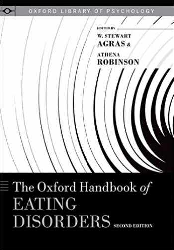 9780190620998-0190620994-The Oxford Handbook of Eating Disorders (Oxford Library of Psychology)