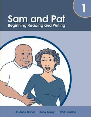 9781413019643-1413019641-Sam and Pat Book 1: Beginning Reading and Writing