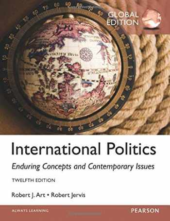 9781292070872-1292070870-International Politics: Enduring Concepts and Contemporary I