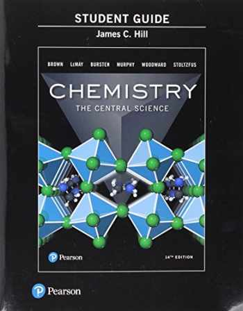 9780134554075-0134554078-Study Guide for Chemistry: The Central Science