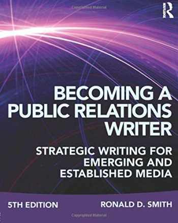 9781138123052-1138123056-Becoming a Public Relations Writer