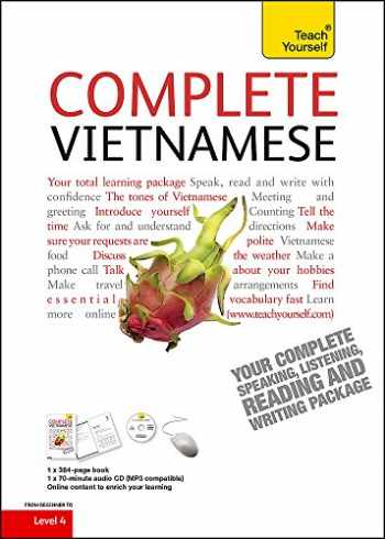 9781444101881-1444101889-Complete Vietnamese Beginner to Intermediate Course: Learn to read, write, speak and understand a new language (Teach Yourself)