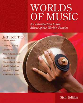 9781305935549-1305935543-Bundle: World of Music: An Introduction to the Music of the World's Peoples, 6th + MindTap Music 1 Term (6 Months) Printed Access Card