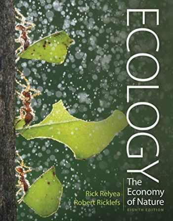 9781319282684-1319282687-Ecology: The Economy of Nature
