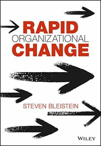 9781119219033-1119219035-Rapid Organizational Change