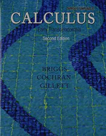 9780133941760-0133941760-Single Variable Calculus: Early Transcendentals & Student Solutions Manual, Single Variable for Calculus: Early Transcendentals & MyLab Math -- Valuepack Access Card Package (2nd Edition)