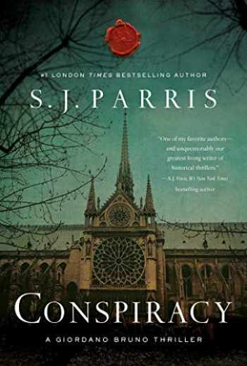 9781643135441-1643135449-Conspiracy: A Giordano Bruno Thriller (Giordano Bruno Mysteries)