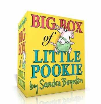 9781534404779-1534404775-Big Box of Little Pookie: Little Pookie; What's Wrong, Little Pookie?; Night-Night, Little Pookie; Happy Birthday, Little Pookie; Let's Dance, Little Pookie; Spooky Pookie