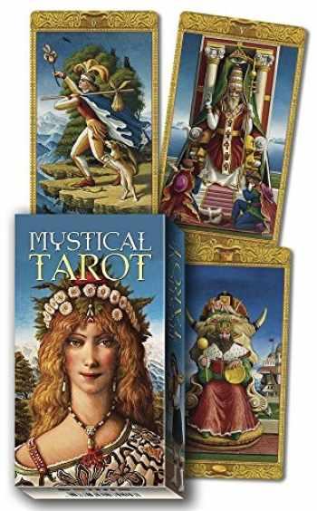 9780738753782-0738753785-Mystical Tarot Deck