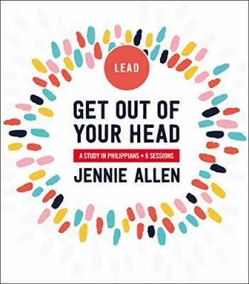 9780310116400-0310116406-Get Out of Your Head Leader's Guide: A Study in Philippians